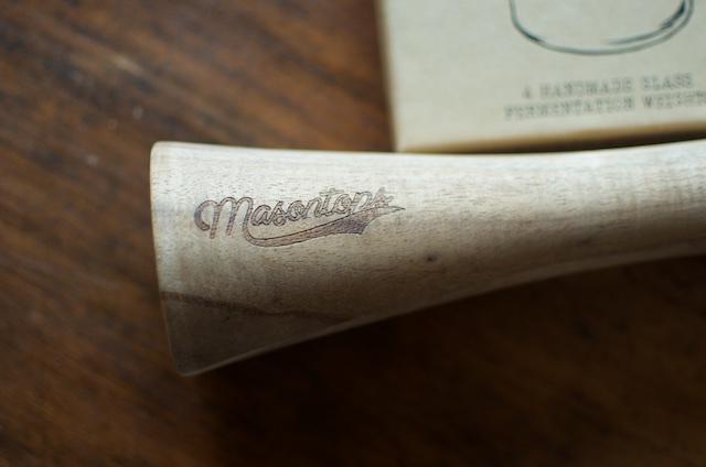 masontops pickle pebble