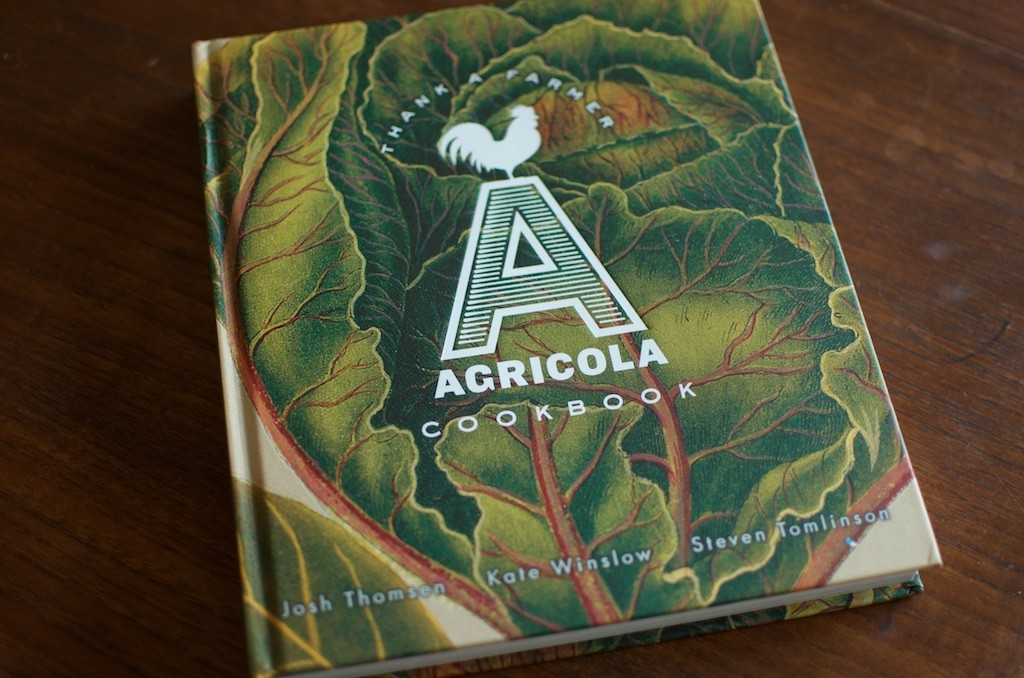Agricola - Food in Jars