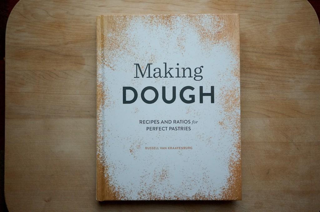 Making Dough Cover - Food in Jars