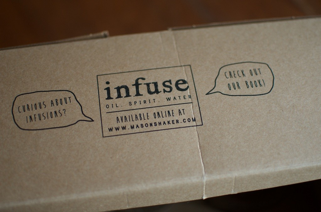Mason Tap Infuse - Food in Jars