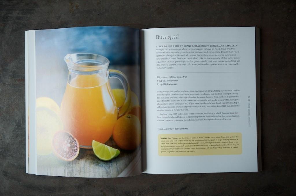 Wild Drinks Citrus Squash - Food in Jars