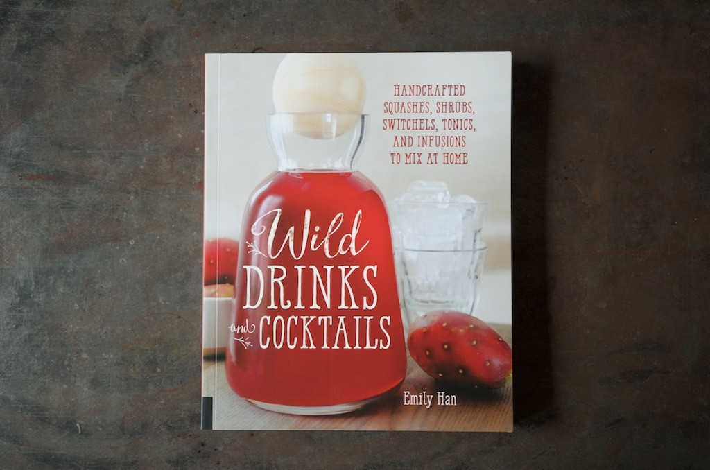 The cover of Wild Drinks and Cocktails