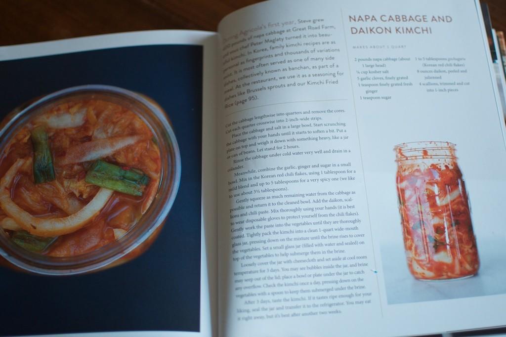 kimchi recipe - Food in Jars
