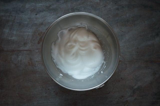 Beaten Egg White - Food in Jars