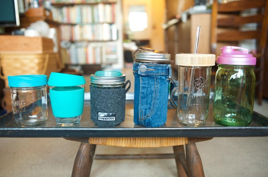 Drinking Jar Gift Guide - Food in Jars
