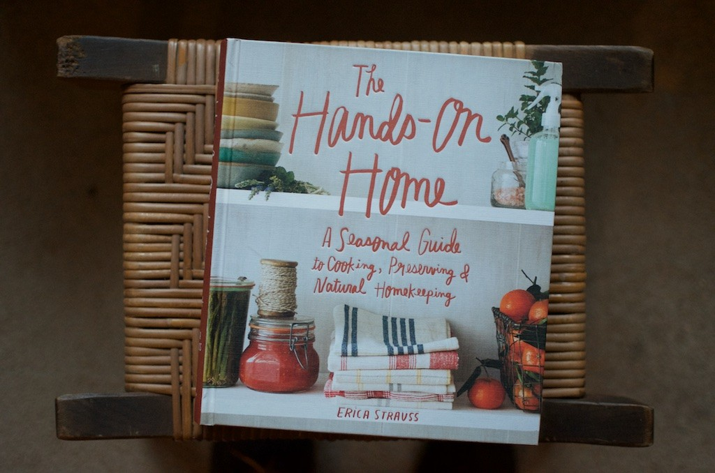 Hands on Home cover - Food in Jars