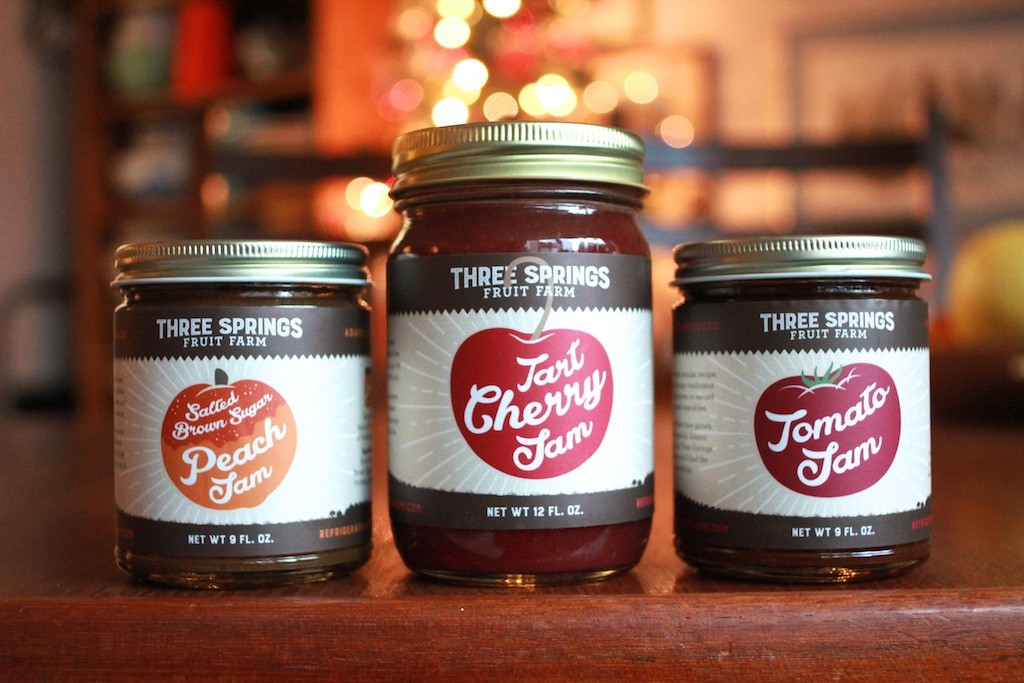 Three Springs Fruit Farm + Food in Jars Preserves