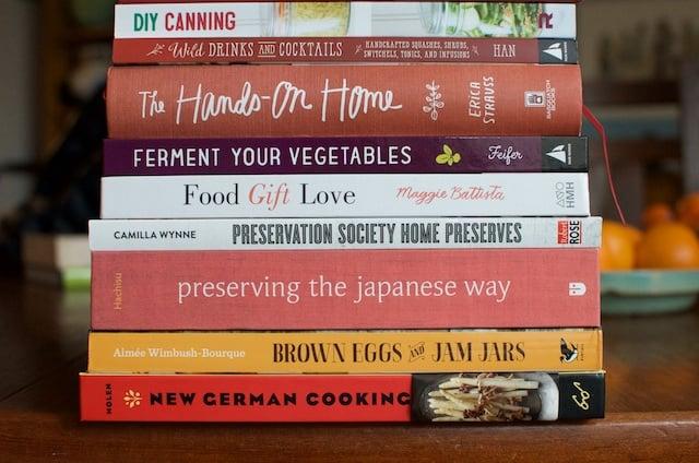 2015 Books Three - Food in Jars