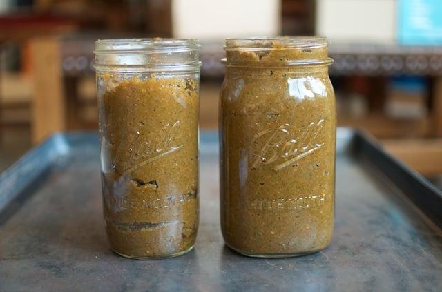 Veg Concentrate in Jars - Food in Jars