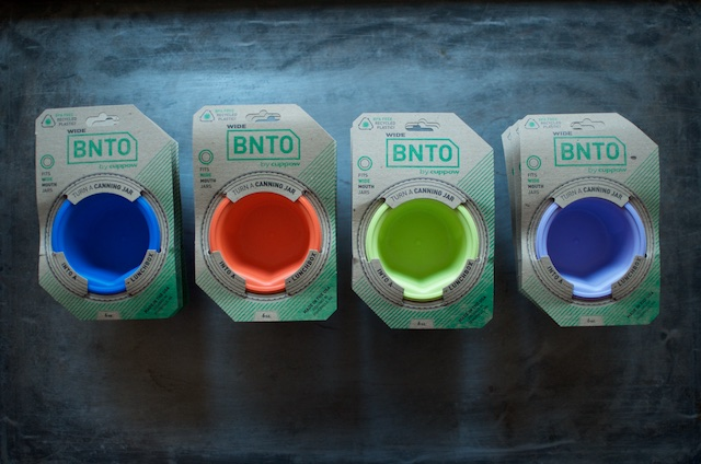 New BNTO Colors - Food in Jars