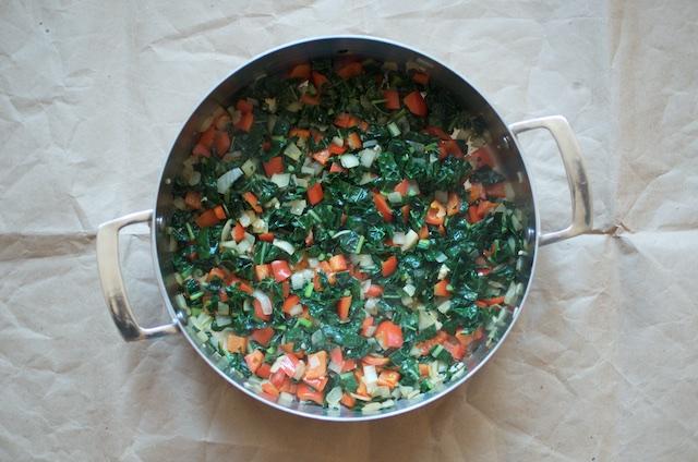 Sautéed Veg - Food in Jars