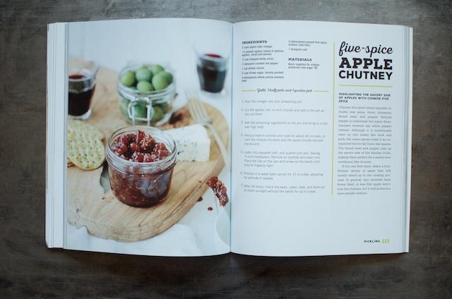 Beyond Canning Apple Chutney - Food in Jars