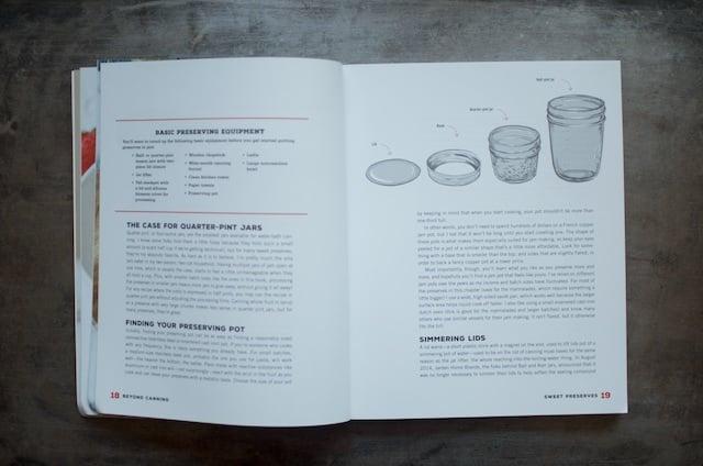 Beyond Canning Jar Diagram - Food in Jars