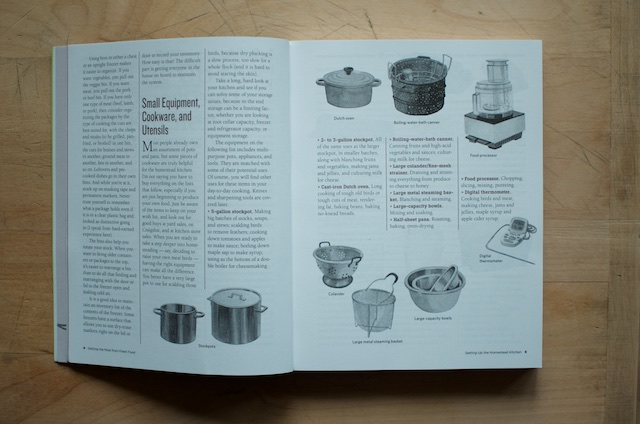 cookbooks the backyard homestead book of kitchen know how food in rh foodinjars com