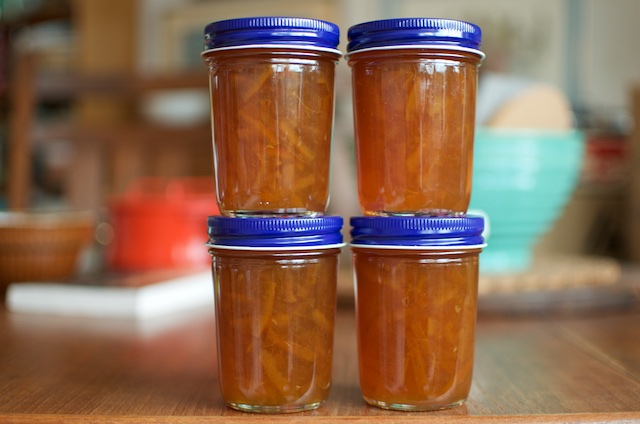 small batch marmalade yields just four half pints - Food in Jars