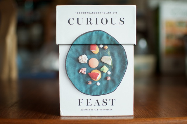 Curious Feast box - Food in Jars