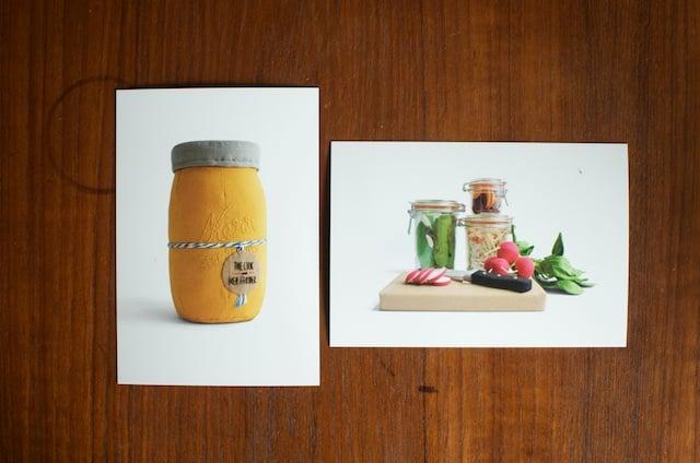 Curious Feast jars - Food in Jars