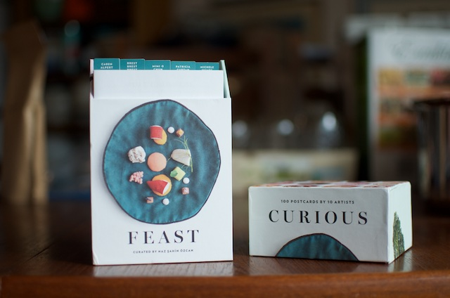 Curious Feast open box - Food in Jars
