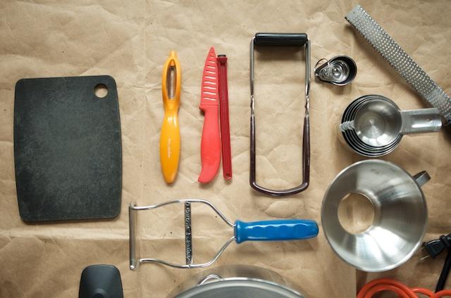 various tools - Food in Jars