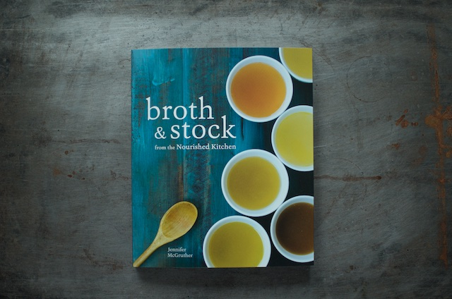 Broth & Stock cover - Food in Jars