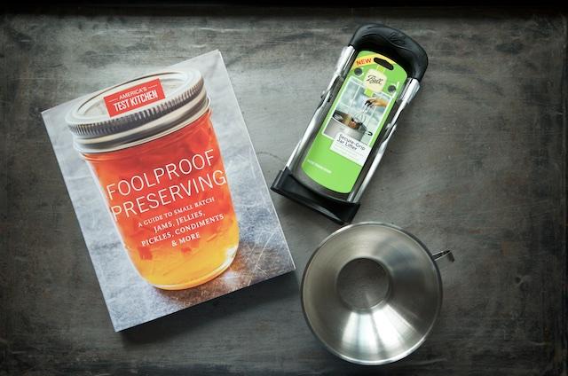 Foolproof Preserving giveaway pack - Food in Jars