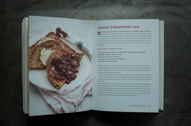 Naturally Sweet Food in Jars Lemony Strawberry Jam