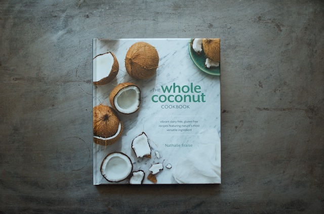 The Whole Coconut Cookbook Cover - Food in Jars