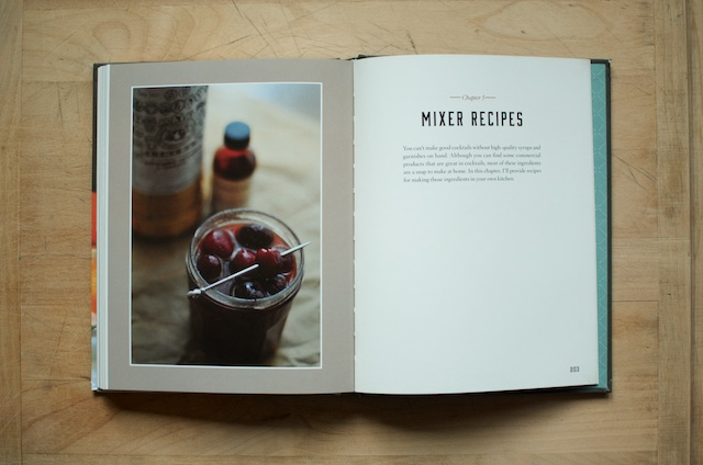 Whiskey mixer recipes - Food in Jars