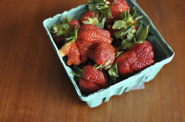 quart of berries