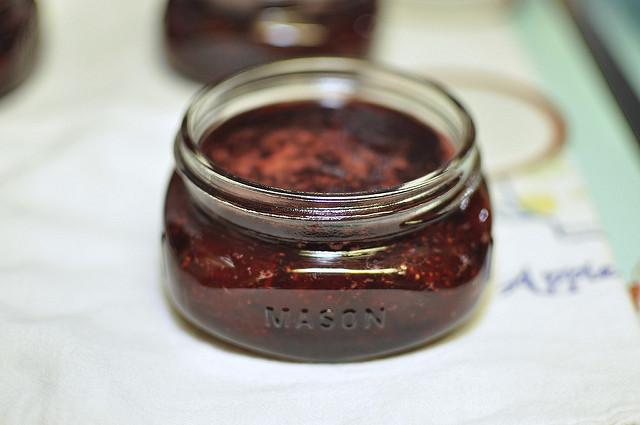 small batch strawberry vanilla