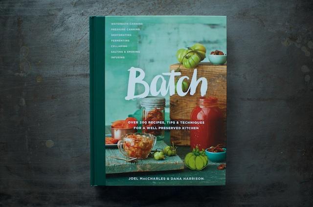 The cover of Batch by Joel MacCharles and Dana Harrison