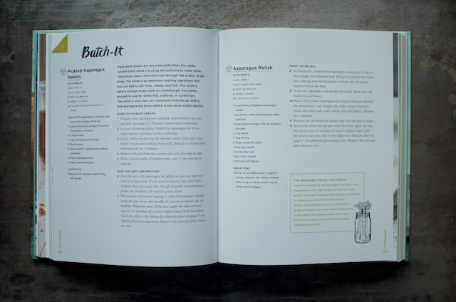 A page featuring Batch-It recipes in the cookbook Batch