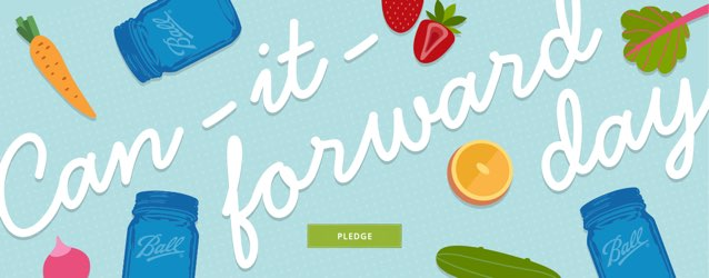 Can It Forward Day image