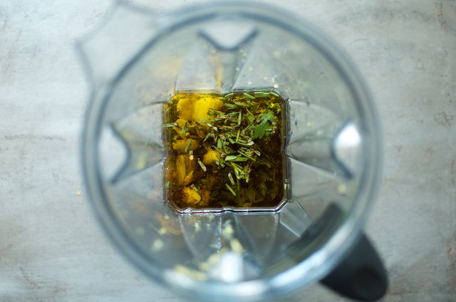 marinade for marinated dehydrated tomatoes