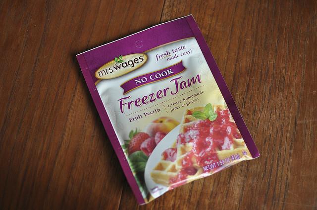 mrs wages freezer pectin