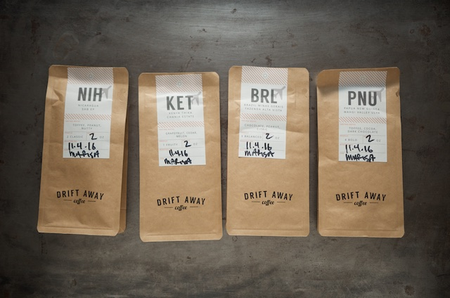 Driftaway Coffee for the Coffee Lover Gift Guide