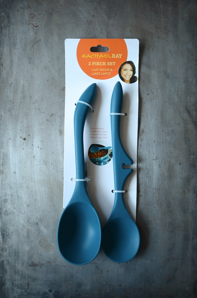 Giveaway: Rachael Ray Lazy Spoon and Ladle – Food in Jars