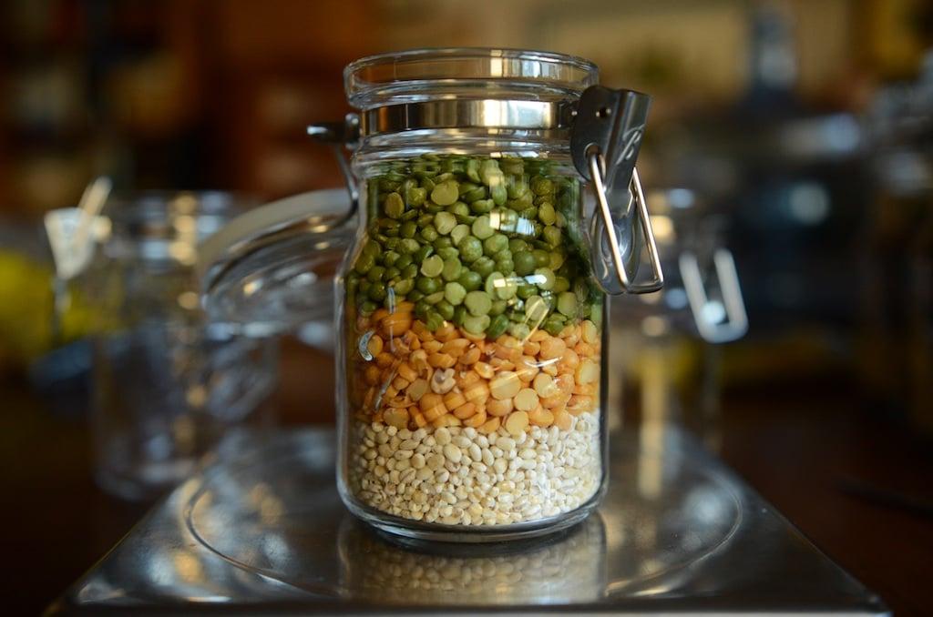Split Pea and Barley Soup Mix