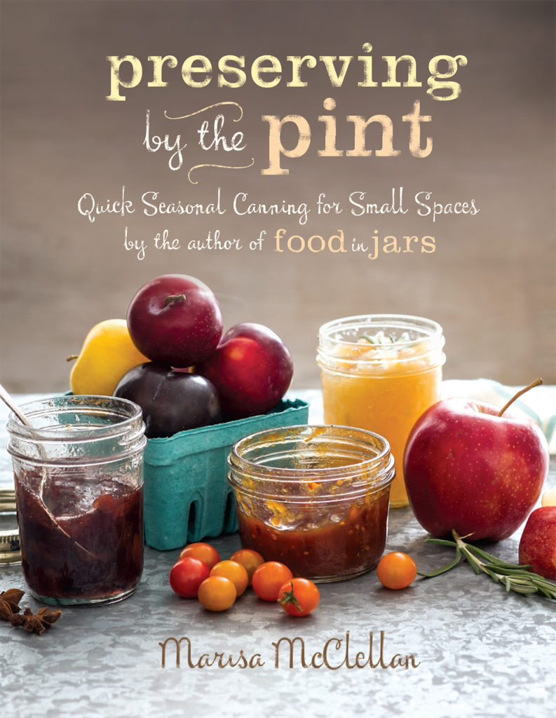 Preserving by the Pint book cover