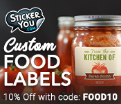 Sticker You banner ad