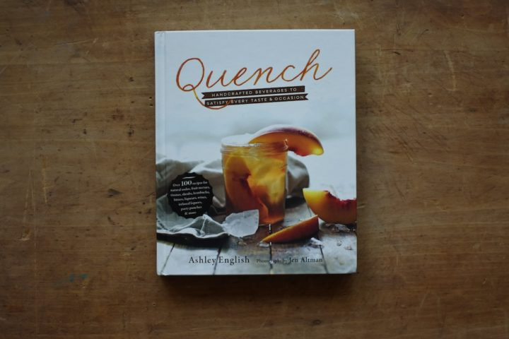 The cover of Quench by Ashley English