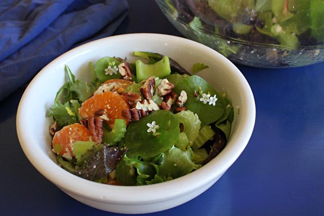 C is for Celery Citrus Salad