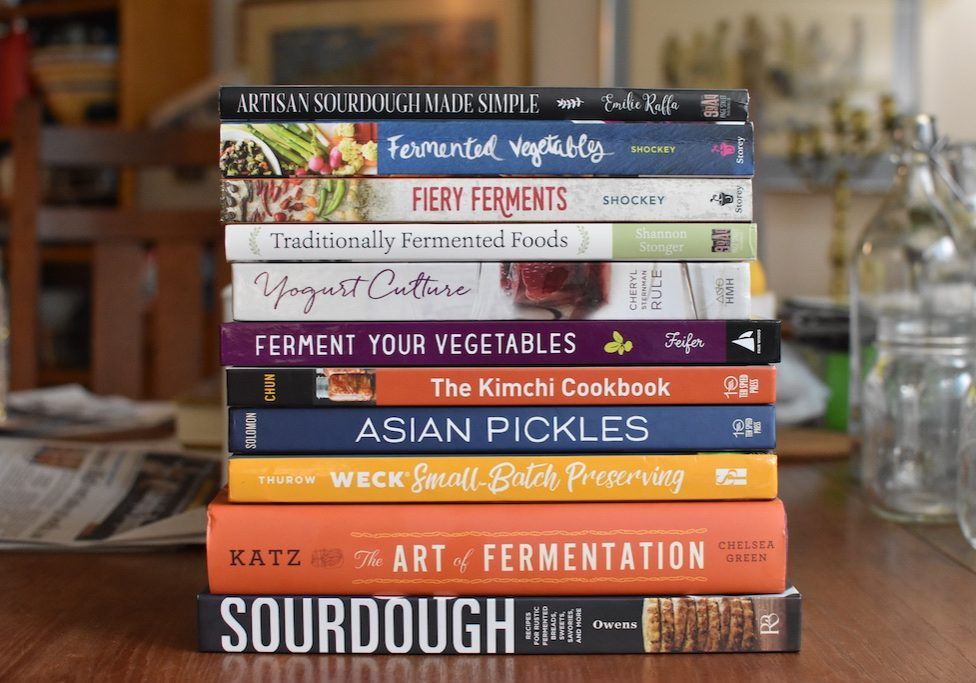 fermentation books